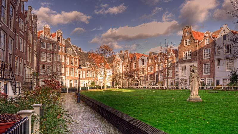 Begijnehof Amsterdam