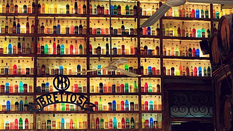 Brettos Bar Athene