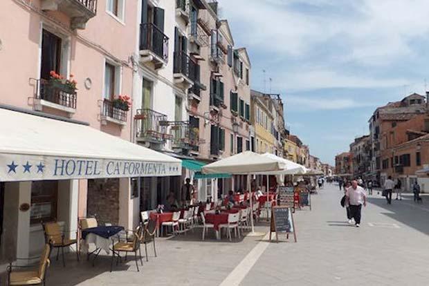 Ca Formenta Venetie
