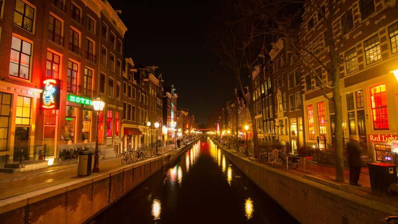 goedkope citytrip Amsterdam