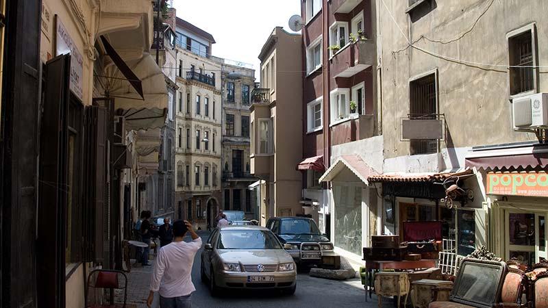 weekendje istanbul