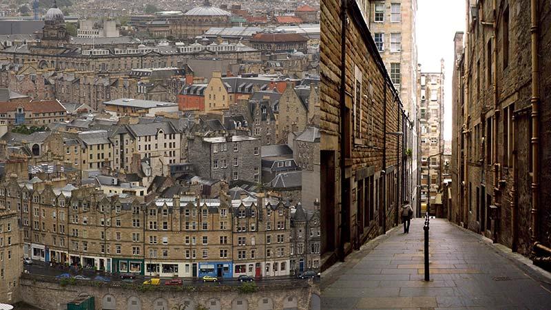 Weekendje Edinburgh