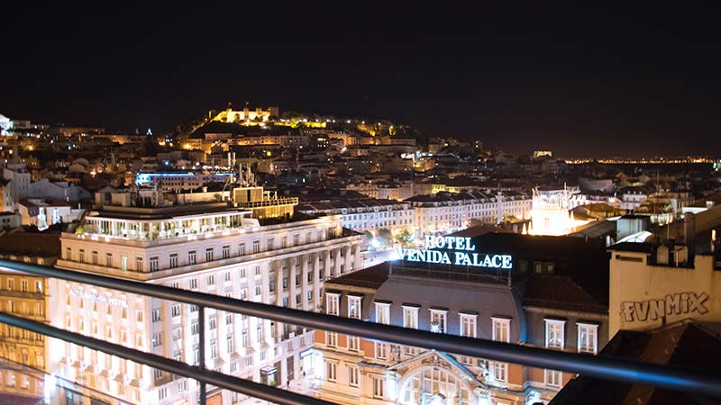 Weekendje Lissabon