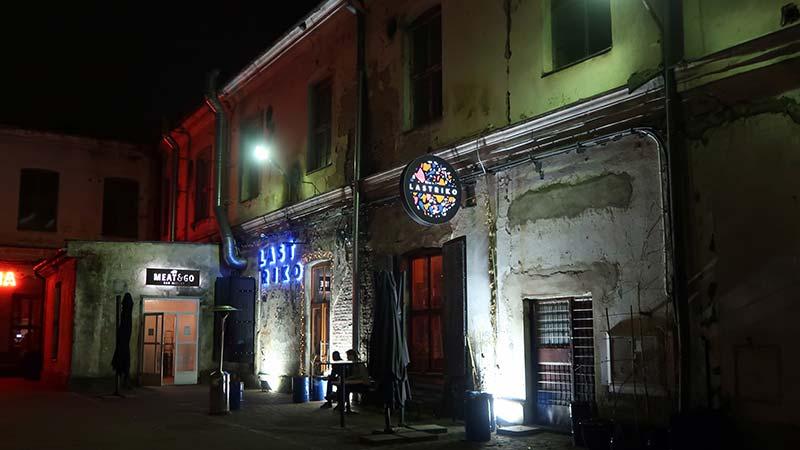 Feesten in Krakau