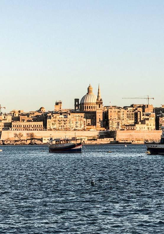 stedentrip malta