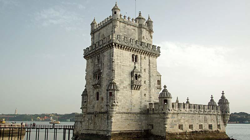 Toren van Belém Lissabon